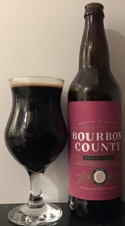 Bourbon County Backyard Rye bourbon county stout - backyard rye | beerblackbook